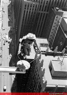 Hipernovas!: Medo de altura? #04 (45 imagens)