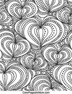 Раскраски Арт терапия Зентангл Дудлинг