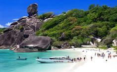 شركة سيف للسفر و السياحة - جزر سيملان من بوكيت Similan Island