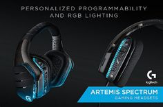 AustriaGaming - Win a Logitech G633 Artemis Spectrum Gaming Headset - http://sweepstakesden.com/austriagaming-win-a-logitech-g633-artemis-spectrum-gaming-headset/