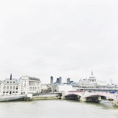 I very much enjoy waking up to this view of London. @mondrianldn you are too good to me! #Thisislondon #LFW #London #Travel