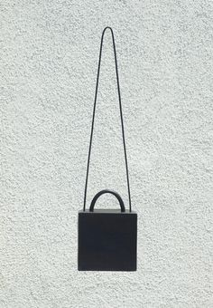 This size/shape is exactly what my bag collection is lacking. I love a structured purse! Building Block Box Bag.
