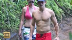 """Photo: Hi KatyCats, Its really nice to see Katy and Orlando loved up and really into each other. You can tell they were comfortable letting everyone see them as a couple. [''""""The Lord of the Rings"""" actor Orlando, presumably joined '""""Firework"""" Katy on a vacation in Hawaii ( holding hands and hiking on the north shore of Kauai) on Saturday, where she was in town to play a private show at the Grand Wailea Resort in Maui on Feb. 24. Hope you enjoy this edits ..  [Pls. give your support to Katy…"""