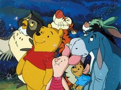 my fav scene from my fav episode of the New Adventures of Winnie The Pooh tv show :)