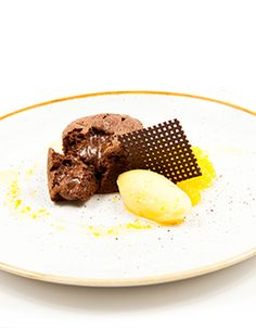 Callebaut - Chocolate Fondant by Beverley Dunkley