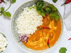 Asian Recipes, Ethnic Recipes, Thai Red Curry, Food And Drink, Cooking Recipes, Treats, Vietnam, Foods, Inspiration
