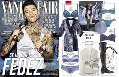December'15 #VanityFair - #fw15 #danieladallavalle #fashion #collection #elisacavaletti