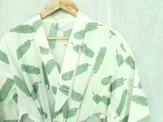 Cotton Kimono, Cotton Fabric, Floral Kimono, Cotton Bag, Winter Kimono, Kimono Design, Night Wear, Night Suit, Pajamas Women