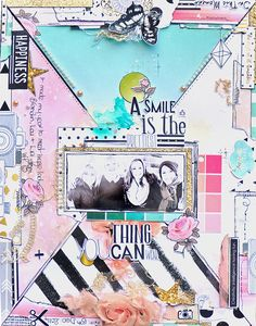 busy, but want to try this layout. looks fun