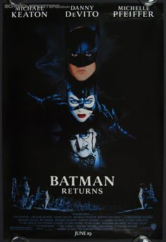 "Batman Returns (1992) - ""I am Catwoman. Hear me roar."""