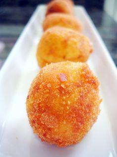 Receta de croquetas de pollo caseras - El Aderezo - Blog de Recetas de Cocina