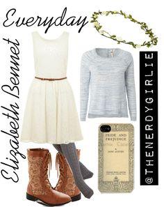 Everyday Elizabeth Bennet
