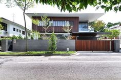 KSK || LUXURY Connoisseur ||  Singapore Bungalow//Stylish Bungalow Inspired Residence in Singapore Sunset Terrace House