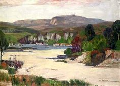 The Sands of Morar by William York Macgregor