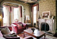 1880 italianate interiors - Google Search