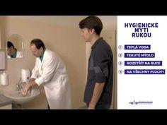 Obáváte se infekce a nemocí? Dodržování obecných hygienických pravidel snižuje pravděpodobnost onemocnění, čisté ruce jsou základním kamenem úspěchu.… Try Again, Youtube, Youtubers, Youtube Movies