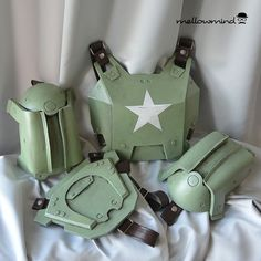 Fallout 4 inspired Sturdy Combat Armor 1:1 by mellowmindCosplay