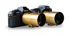 Lomography Petzval lens on Canon EF and Nikon F series