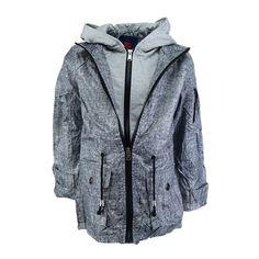 Παιδικό Μπουφάν Αγόρι Sweet 8-16 Hooded Jacket, Athletic, Jackets, Fashion, Jacket With Hoodie, Down Jackets, Moda, Athlete, Fashion Styles