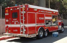 LAFD Air Tender 59 - Rehab