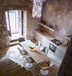 Il recupero di un'antica torre in Croazia