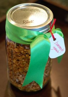 Real Food Tips: 12 Homemade Holiday Gifts (that aren't cookies!) - 100 Days of Real Food