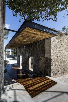 Galería de Hacienda Niop / AS arquitectura + R79 - 2