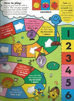 Mr. Men Little Miss Magazine - Beefeater Special Issue - Page 10