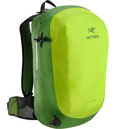 Velaro 35 Backpack Highly weather resistant 35L day hiking pack created by combining the waterproof N400-AC²