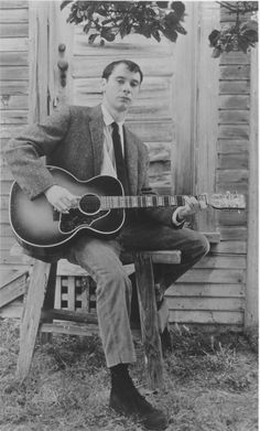 The father of American Primitive guitar.  My fingerstyle hero...John Fahey