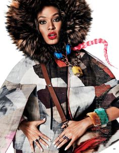 Joan Smalls by Giampaolo Sgura for Vogue Japan December 2014 3