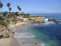 La Jolla (pron. 'la hoya') Cove - La Jolla means 'The Gem' and it is incredibly beautiful. Annexed into San Diego, California some time ago, this little town is the place to see/go before you die. I spent 18 months there after my husband died...it was healing.