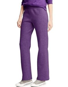 15.19$  Buy now - http://vipul.justgood.pw/vig/item.php?t=nlfgsg28489 - Hanes ComfortSoft EcoSmart Women's Open Leg Fleece Sweatpants - 7 COLORS - S-2XL