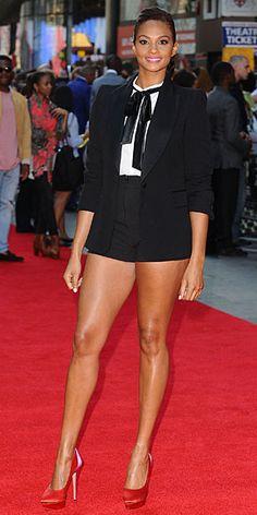 Beautiful Black Women, Black Is Beautiful, Alisha Dixon, Sexy Outfits, Stylish Outfits, Ciara Style, Women Legs, I Love Girls, Hollywood Celebrities