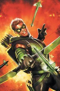 Green Arrow #1 - Sep 7 2011