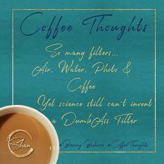 DumbAss Filter  #coffee #coffeethoughts #coffeetalk #brewingbadasses #coffeehumor #coffeedence #youareabadass #filters