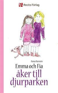 Emma och Fia åker till djurparken