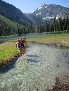 Kids' First Backpacking Trip at Hyas Lake, WA —REI 1440 Project