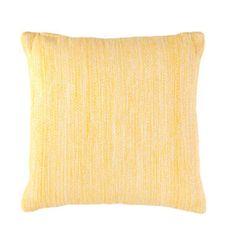 Excelsior Woven Indoor/Outdoor Pillow MACK Price $49 http://shopmack.com/products/excelsior-woven-indooroutdoor-pillow-8/ #MACK #pillow #yellow