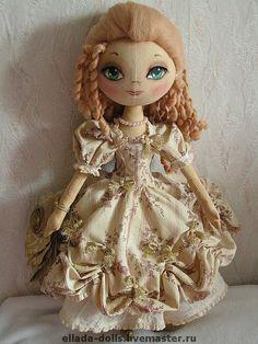 Ароматизированные куклы ручной работы. Ярмарка Мастеров - ручная работа Анабелла. Handmade.