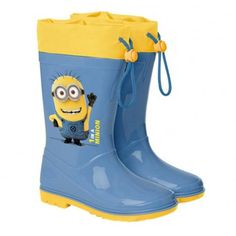 Minions One In A Minion Wellington Boots