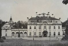 Goetz Palace. At the end of the 19th century, together with his wife, baroness Zofia née Sumińska, Jan Albin Goetz build a palace in Brzesko, in Austrian architectural style, surrounded by an English garden.