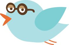 Bird with Glasses