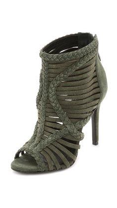Yoko Suede Sandals