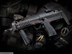 Full Of Weapons: Hk MP7