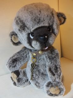 ChocoBomby from Rainbow Forest Nitka's Bears