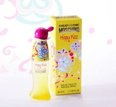 Cheap and Chic Hippy Fizz de Moschino