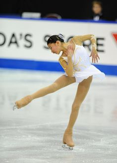 Lily Markovski at #CFSC2013 #figureskating