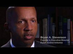 Bryan Stevenson, founder and executive director of the Equal Justice Initiative and a MacArthur Fellow, argues against life without parole sentences for juve. Bryan Stevenson, Teaching Materials, Critical Thinking, Social Work, Prison, Sentences, Foundation, Knowledge, Mindfulness