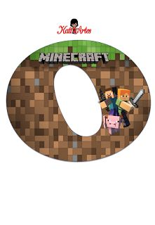 Letra E Números Minecraft Kianath Pinterest Mini Craft And Craft - Minecraft crafting spiele